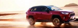 Samochody hybrydowe Toyota hit 2020 roku