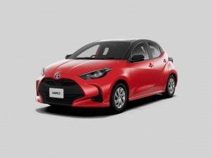 Toyota Yaris Hybrid 2020 hybrydowy kompakt Toyoty 01