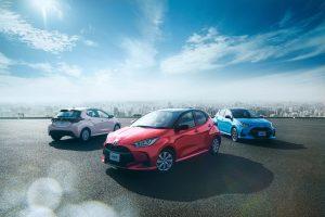 Toyota Yaris Hybrid 2020 hybrydowy kompakt Toyoty 03