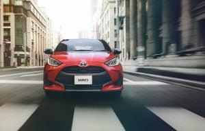 Toyota Yaris Hybrid 2020 hybrydowy kompakt Toyoty 04