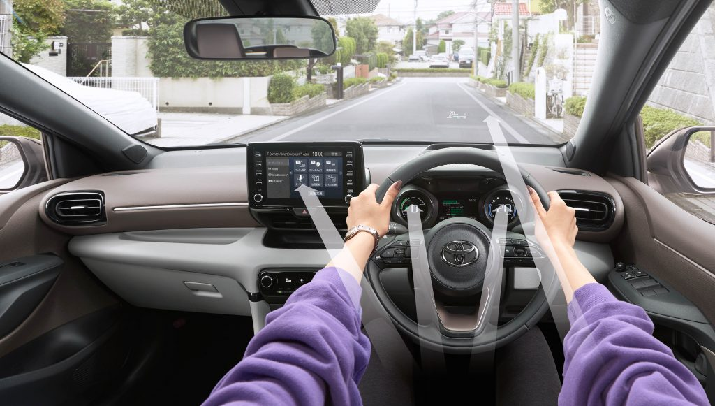 Toyota Yaris Hybrid 2020 hybrydowy kompakt Toyoty 07