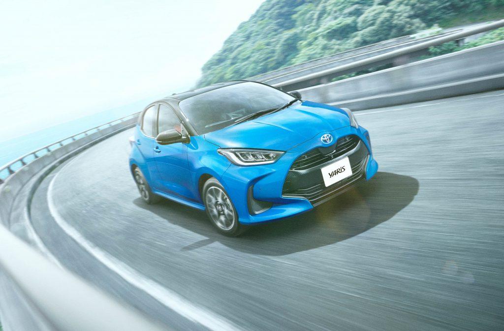 Toyota Yaris Hybrid 2020 hybrydowy kompakt Toyoty 13