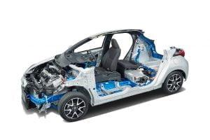 Toyota Yaris Hybrid 2020 hybrydowy kompakt Toyoty 14