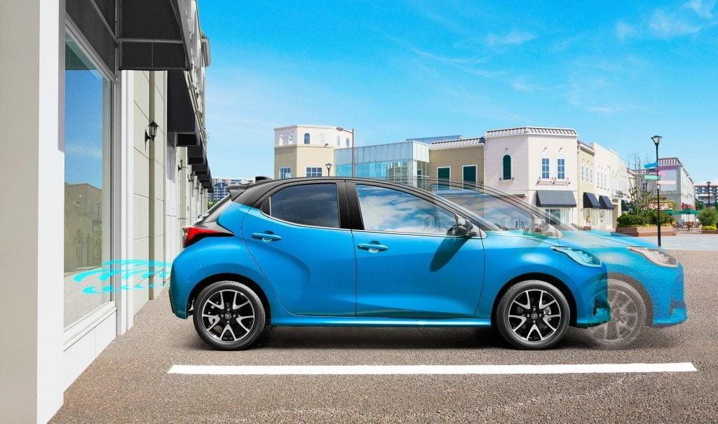 Toyota Yaris Hybrid 2020 hybrydowy kompakt Toyoty 26