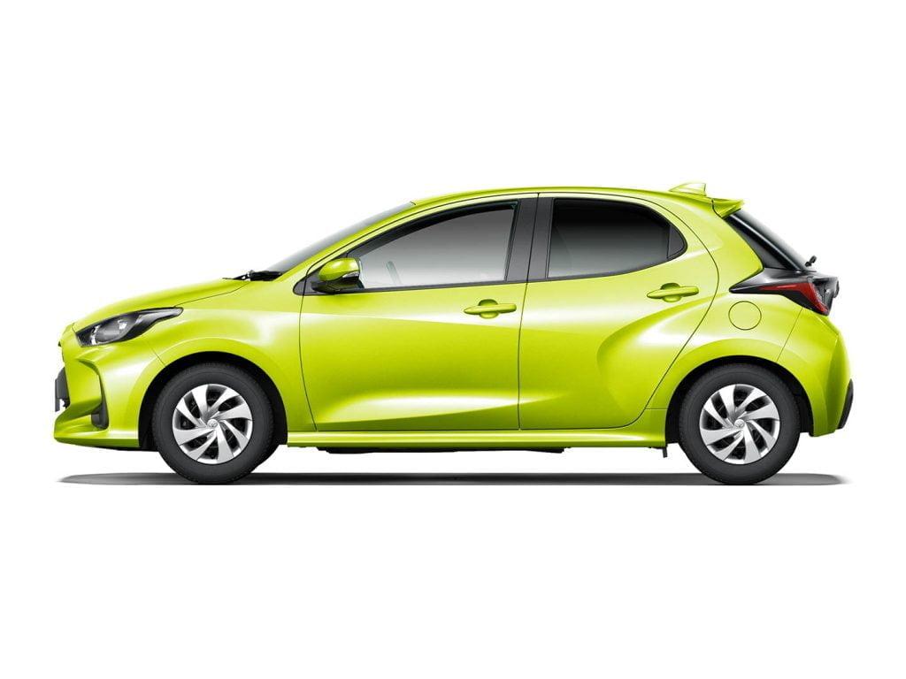 Toyota Yaris Hybrid 2020 hybrydowy kompakt Toyoty 72