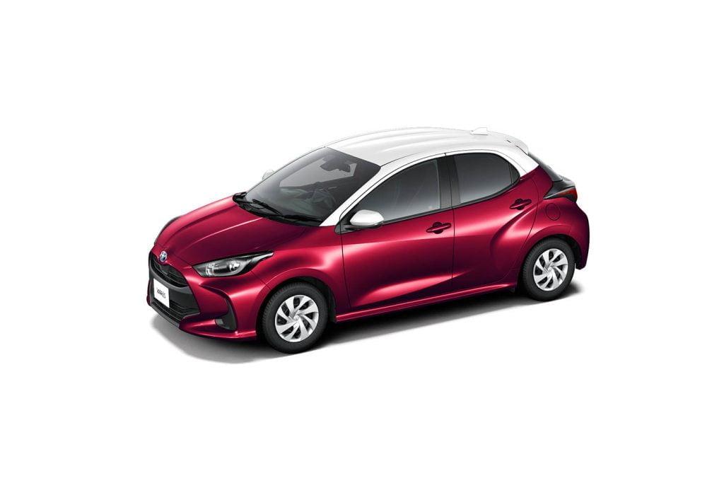 Toyota Yaris Hybrid 2020 hybrydowy kompakt Toyoty 76