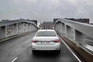 Skoda Superb iV Hybrid 2020 Liftback Hatch zdjecie 09
