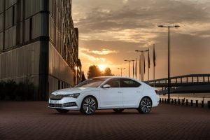 Skoda Superb iV Hybrid 2020 Liftback Hatch zdjecie 14
