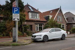 Skoda Superb iV Hybrid 2020 Liftback Hatch zdjecie 18