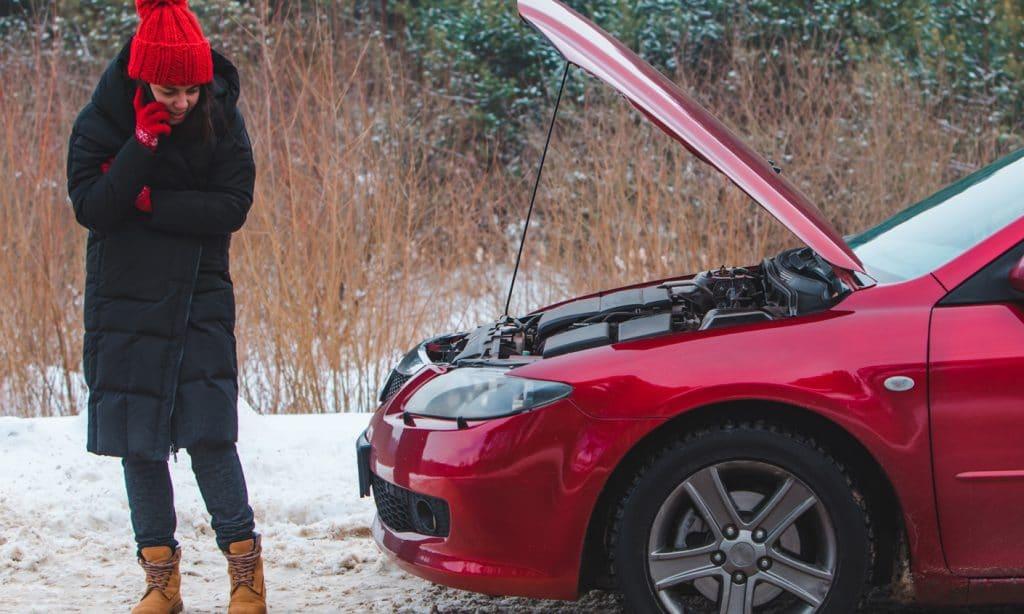 Dlaczego akumulatory samochodowe zima zawodza