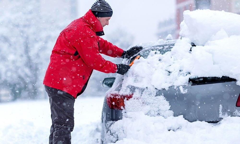 Jak zabezpieczyć nadwozie samochodu zimą