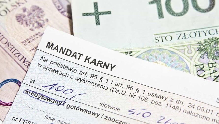 Wysokość mandatów w Polsce 2021 na tle stawek europejskich.