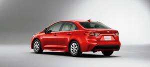 Silniki benzynowe w Toyocie Corolli 2020