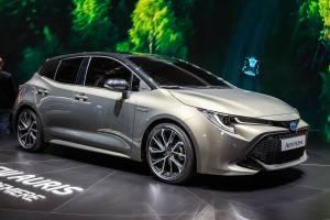 Toyota Auris dostepne wersje w ostatniej generacji 2019