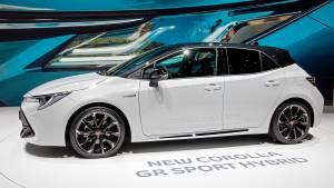 Toyota Corolla 2020 ceny