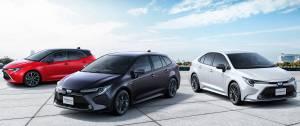 Toyota Corolla 2020 dostepne napedy hybrydowe