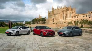 Toyota Corolla 2020 spalanie w zaleznosci od wersji silnika