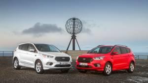 Ford Kuga II jaki silnik wybrac