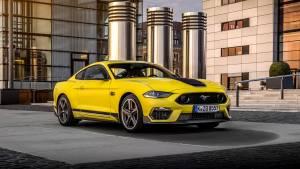 Nowy Ford Mustang Mach 1 dane techniczne dostepne wersje