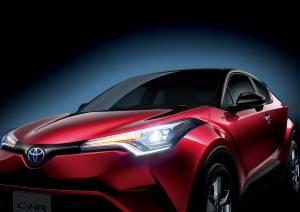 Uzywana Toyota C HR – jaki silnik wybrac