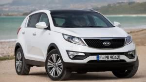 Kia Sportage 2015 – dane techniczne silniki opinie kierowcow
