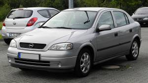 Opel Astra G 1.6 Selection Front pojazdu
