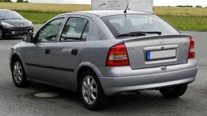 Opel Astra G 1.6 Selection Tyl pojazdu