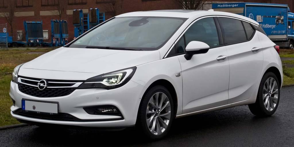 Opel Astra K – dane techniczne dostepne wersje silniki opinie 1