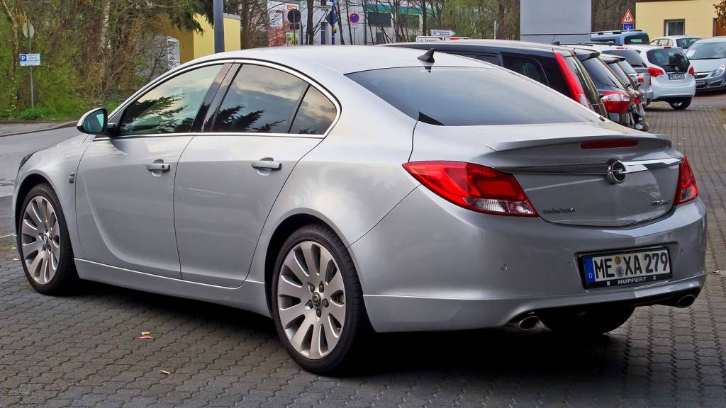 Opel Insignia 2.0 BiTurbo CDTI Sport OPC