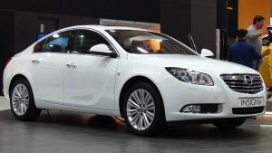 Opel Insignia 2.0 Turbo 2013