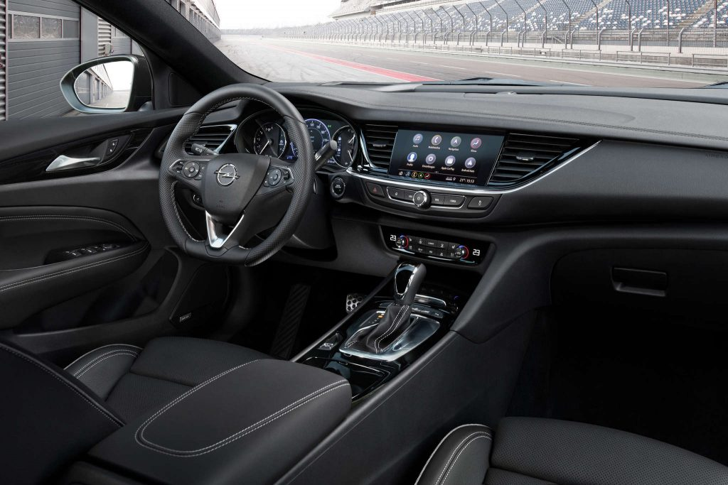 Opel Insignia GSi 512434