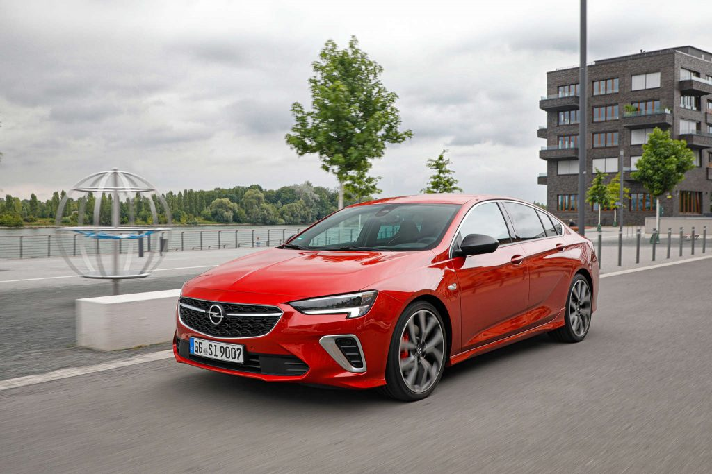 Opel Insignia GSi 512439