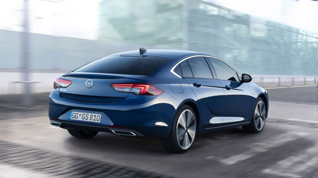 Opel Insignia Grand Sport 509976