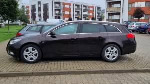 Opel Insignia I ecoFlex kombi